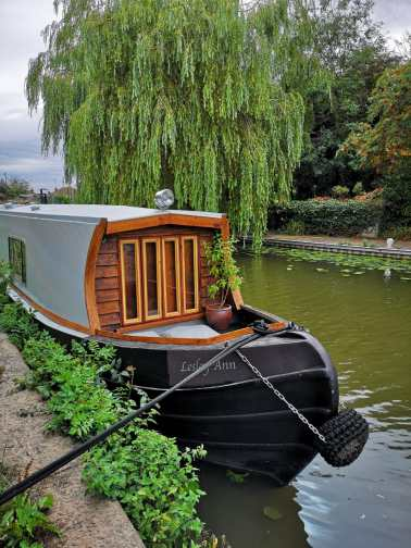 Barge Weekend break Boutique Narrowboats 66